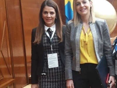 PARTICIPATION AT FREJA FORUM - MEETING WITH MINISTER OF FINANCE OF NORTHERN MACEDONIA